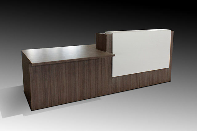 Amcase Reception Desk