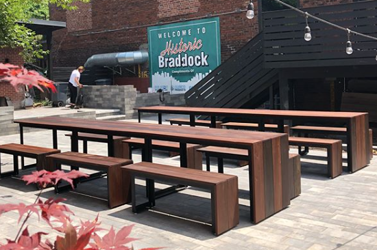 Braddock - Outdoor Furniture
